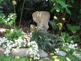 石像キンギョ(1匹・立ち)