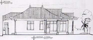 バリの家設計図(横)