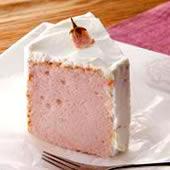 スタバのサクラシフォンケーキ