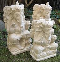 石彫りガネーシャは夢をかなえることができるか?!