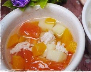 24話 ささみと野菜のトマトスープ