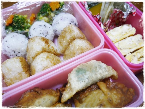 運動会のお弁当 (1)