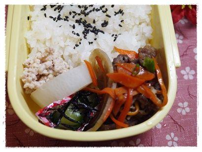 2014年9月幼稚園のお弁当 (6)