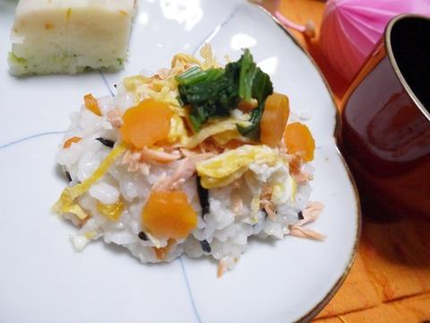 ひなまつりちらし寿司