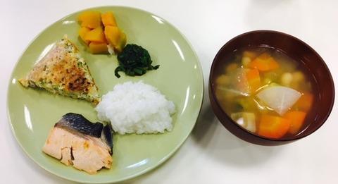 2級講座 料理