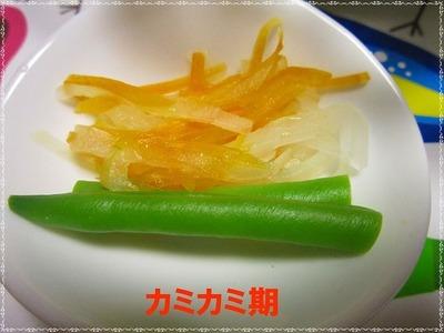 大根と三度豆のサラダ カミカミ