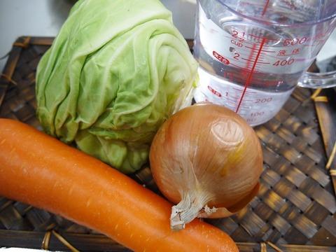 野菜だし (2)