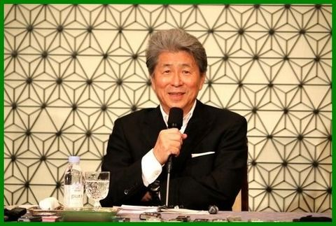 鳥越俊太郎「こんな人が都知事になっていいのかと正直思う。今後はジャーナリストとして監視する」