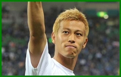 本田圭佑がミランの10番継続決定!(画像あり)