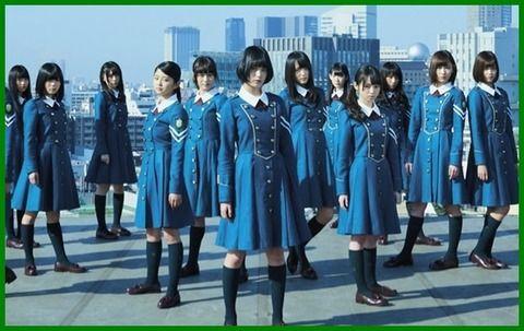 欅坂46のライブ会場を破壊するキモヲタ達がヤバすぎ…(画像あり)