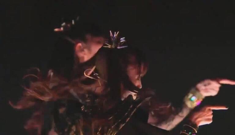 【海外】「Brand New Day 」の映像を使用した『10 BABYMETAL BUDOKAN』の Teasre映像