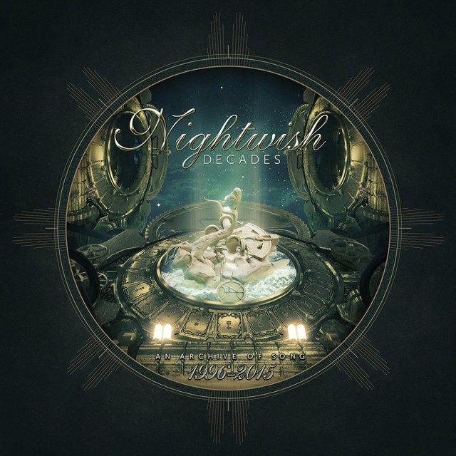 ナイトウィッシュが20周年を記念した2CDベスト・アルバム『Decades』を3月発売