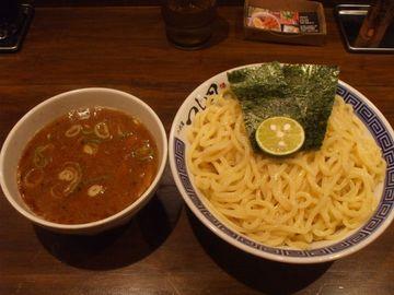 めん徳二代目つじ田@飯田橋〜二代目つけ麺