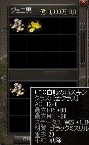 10バスキン