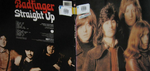 Straight Up LP EKPL-0302 Korea 1993