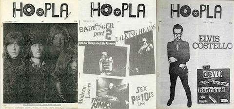 Hoopla #6-8 Badfinger