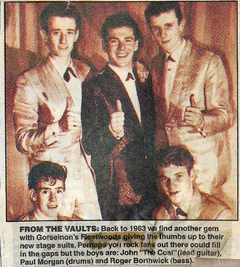 The Fleetwoods pre-Powerstop