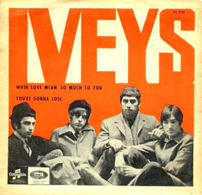 Iveys pre-Fumble 1966