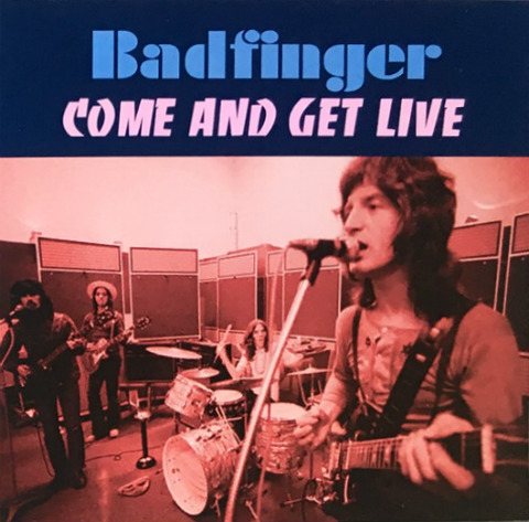 Badfinger - Come and Get Live (PRM-201-01) c