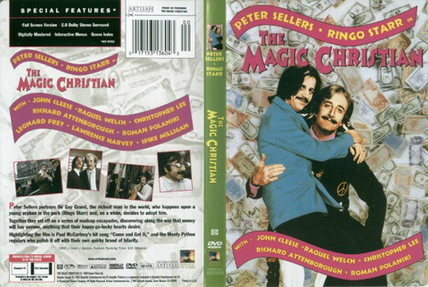 The Magic Christian DVD 101m Artisan 2003