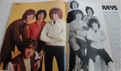 Muziek Expres #159 (Mar 1969) Iveys