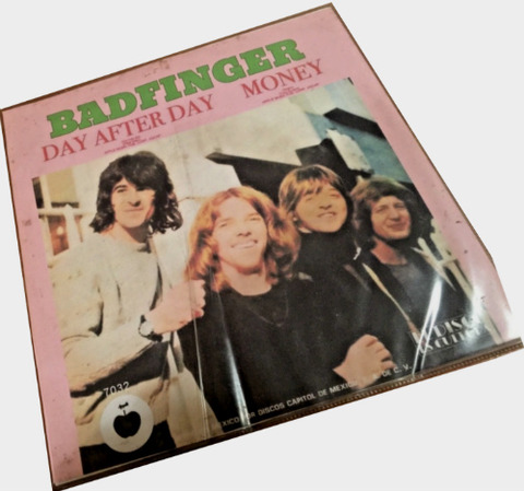 [fake PS] Badfinger - Day After Day (1971 Mexico)