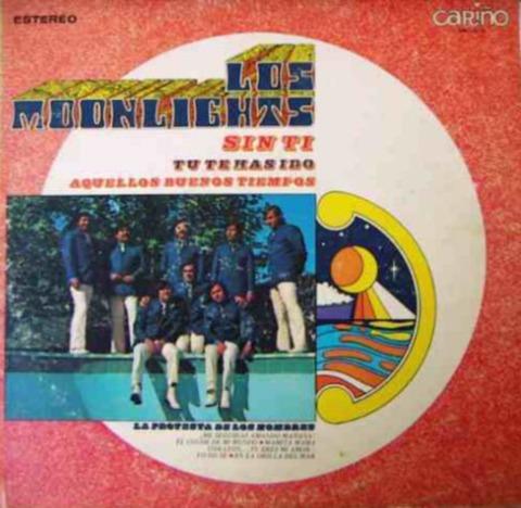 Los Moonlights - Sin ti