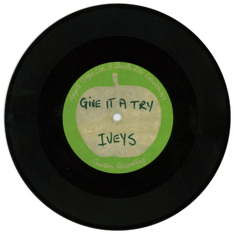 The Iveys (Badfinger) 1970 Give It A Try Apple Acetate eBay