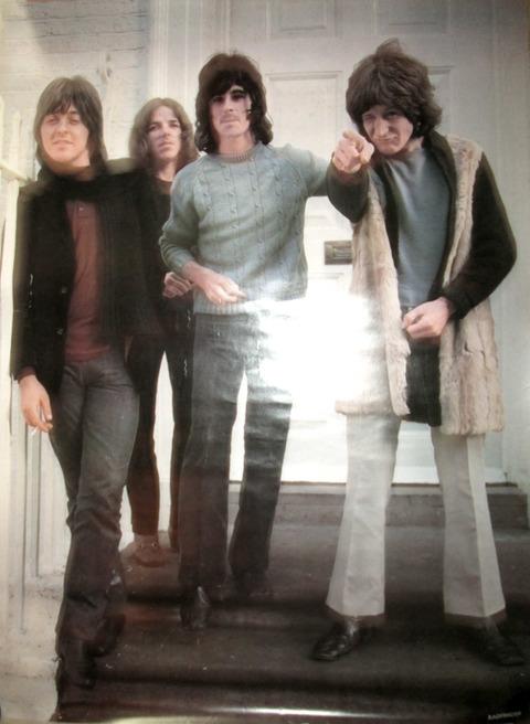 Badfinger 1970 Poster