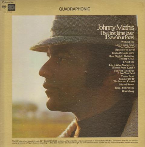 Johnny Mathis - CQ 31342