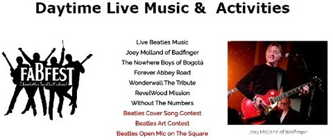 FabFest - Charlotte's Beatles Festival 2021