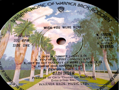 Wish You Were Here UK 1
