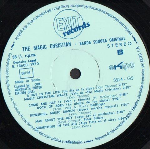 The Magic Christian OST 3514-GS r2