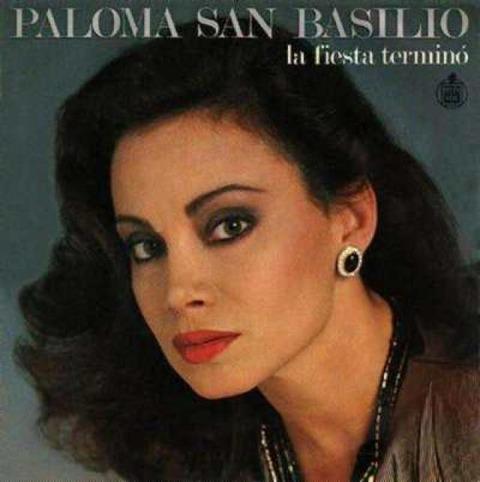 Paloma San Basilio - 190 167