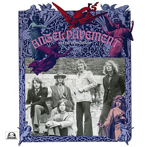 Angel Pavement - Maybe Tomorrow (2003)