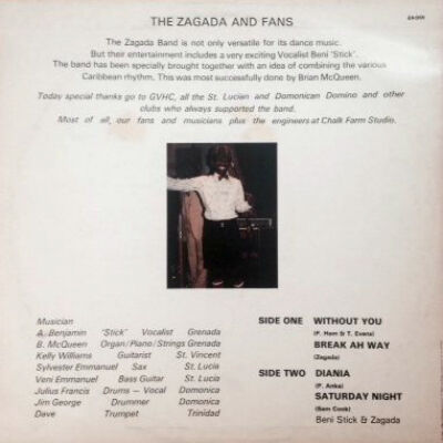 Zagada - The Zagada and Fans b