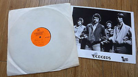 The Dodgers - Don't Let Me Be Wrong (Acetate)