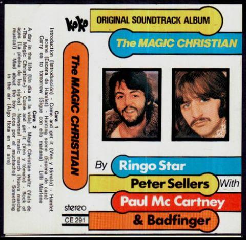 The Magic Christian OST CE 291
