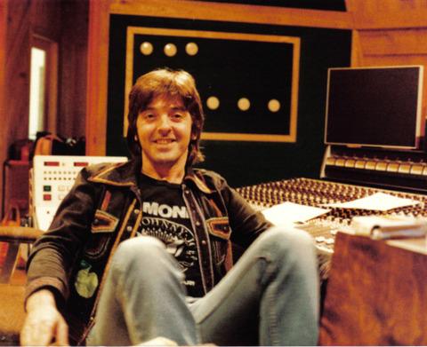 Joey Molland producing Money