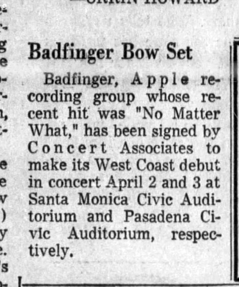 The Los Angeles Times (Jan 26, 1971)