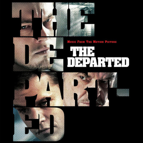 The Departed CD