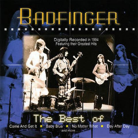 bjm CD 1999 St Clair The Best of Badfinger