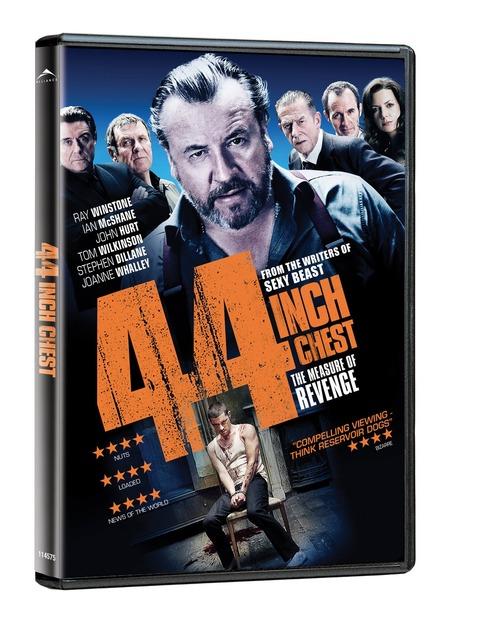 44 Inch Chest DVD (2010)