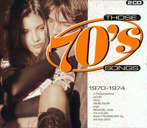 The BB Band - Those 70's Songs 1970-1974
