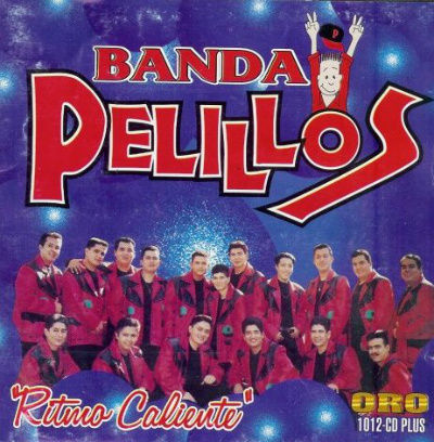 Banda Pelillos 1012-CD PLUS