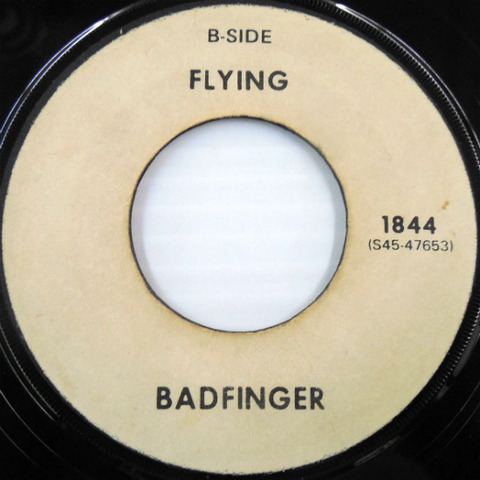 Badfinger - Baby Blue  Flying US White Label test b