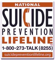 benefit Suicide Prevention