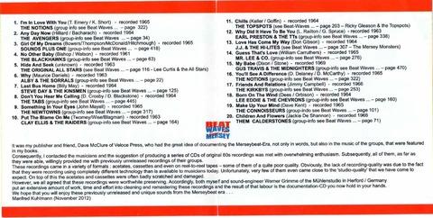 Beat Waves 'Cross The Mersey vol 1 b
