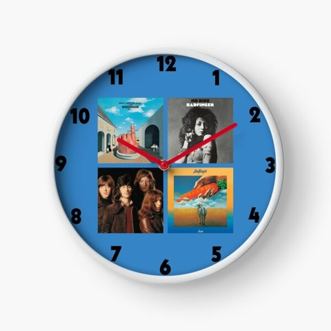 The Early Days of Badfinger Clock