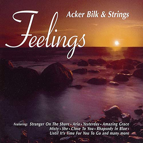 Acker Bilk & Strings - Feelings